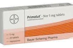 Primolut-Nor tabletki