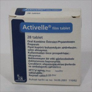 Activelle tabletki