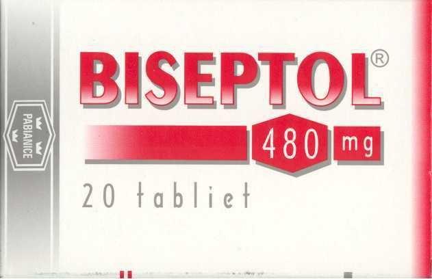 Biseptol tabletki