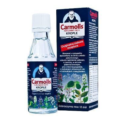 Carmolis płyn
