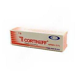 Cortineff ophtalmicum