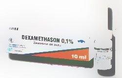 Dexamethason 01% WZF