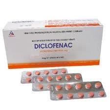 Diclofenac tabletki