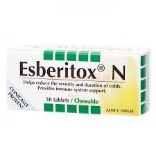 Esberitox N tabletki