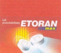 etoran max tabletki