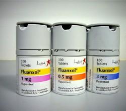 fluanxol tabletki do sporządzenia zawiesiny doustnej