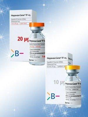 Hepavax-Gene zawiesina