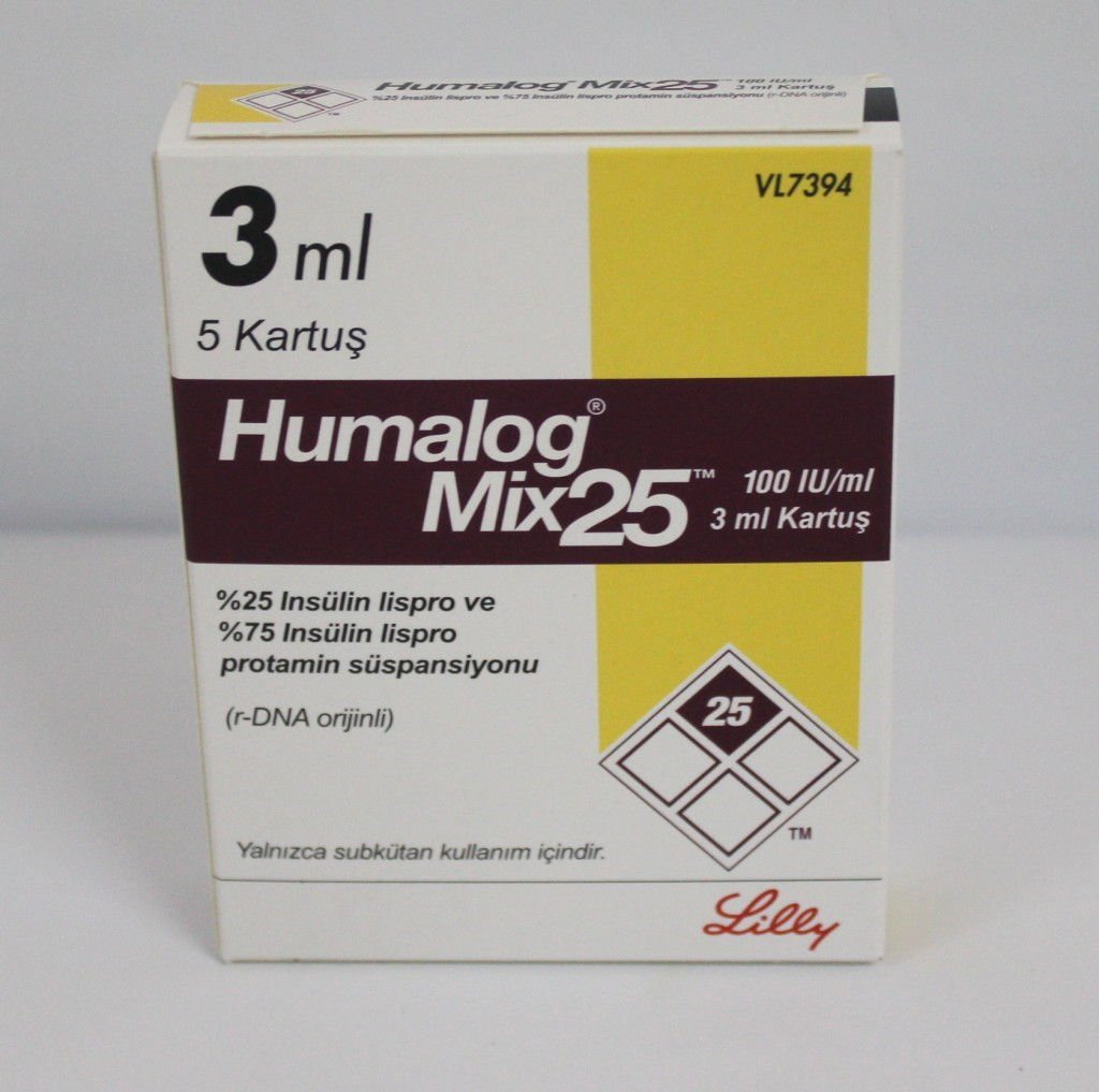 Humalog kwikpen kp insulin test strips