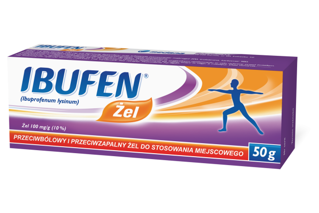 Metafen żel Forte Ibufen żel