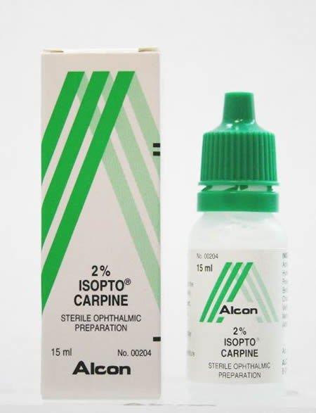 Isopto-Carpine
