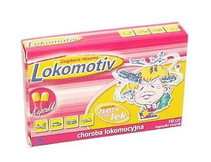 Lokomotiv kapsułki
