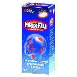 Maxflu tabletki