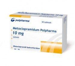 metoclopramidum tabletki