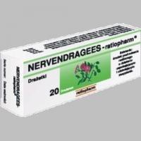 Nervendragees-ratiopharm
