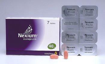 Nexium tabletki dojelitowe