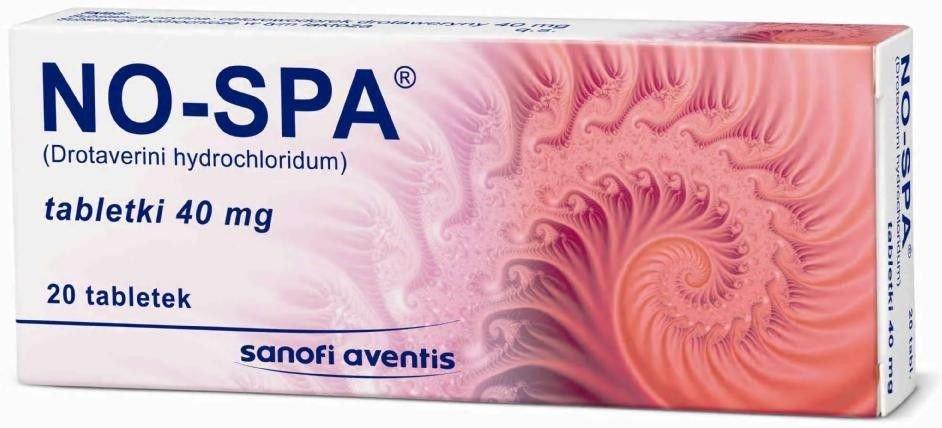 No-Spa tabletki