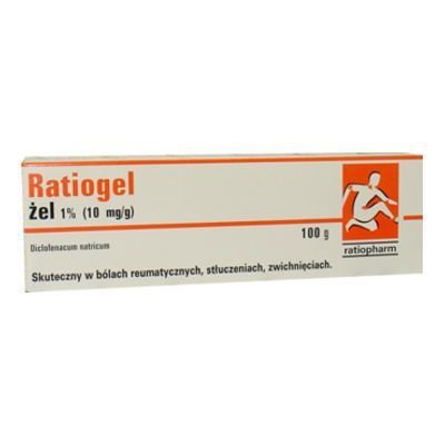 Dicloratio gel (Ratiogel)