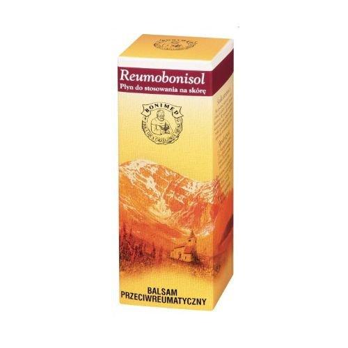 Reumobonisol płyn do stosowania na skórę