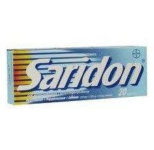 saridon tabletki
