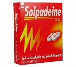 solpadeine tabletki