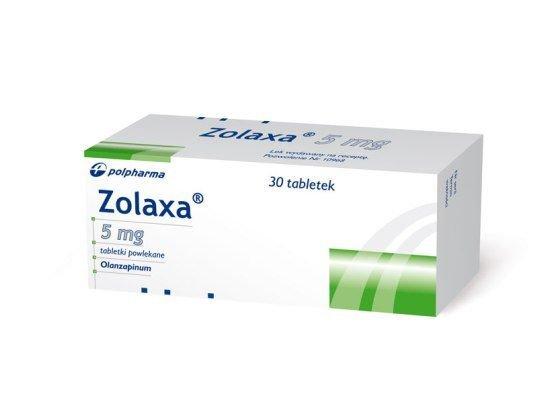 Zolaxa tabletki